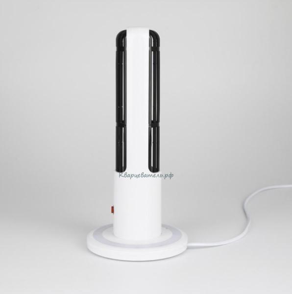 Бактерицидная ультрафиолетовая кварцевая лампа 20w + пульт + таймер. Против вирусов и бактерий